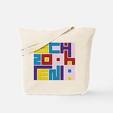 Schizophrenia Maze Tote Bag