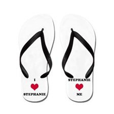 Stephanie Love Flip Flops