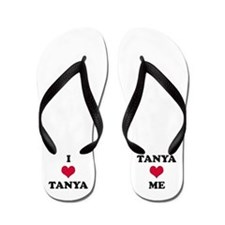 Tanya Love Flip Flops