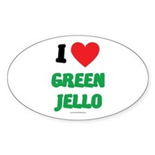 I Love Green Jello - LDS Clothing - LDS T-Shirts S