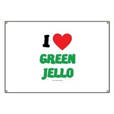 I Love Green Jello - LDS Clothing - LDS T-Shirts B