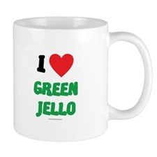 I Love Green Jello - LDS Clothing - LDS T-Shirts M