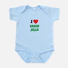I Love Green Jello - LDS Clothing - LDS T-Shirts B