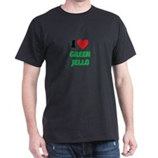 I Love Green Jello - LDS Clothing - LDS T-Shirts T