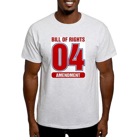 04 Team Ash Grey T-Shirt