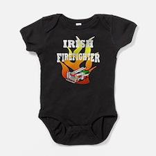 Irish Firefighter Baby Bodysuit