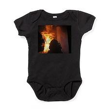 Firefighter Flashover Baby Bodysuit