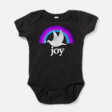 Doves Of Joy Baby Bodysuit