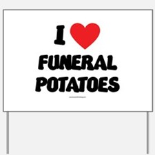 I Love Funeral Potatoes - LDS Clothing - LDS T-Sh
