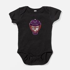 1hockeyplayerskill copy.png Baby Bodysuit