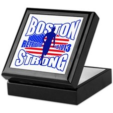 Boston Strong Retribution Keepsake Box