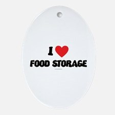 I Love Food Storage - LDS Clothing - LDS T-Shirts