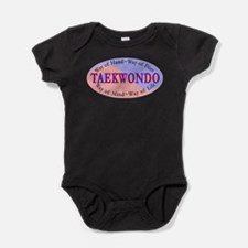 TKD 1x1_button.png Baby Bodysuit