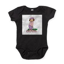 golf girl copy.jpg Baby Bodysuit