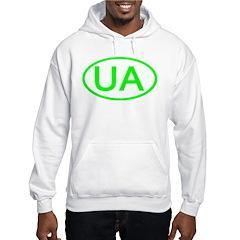 Ukraine - UA Oval Hoodie