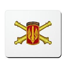 18th Field Artillery Brigade Mousepad