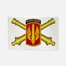 18th Field Artillery Brigade Rectangle Magnet