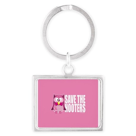 Save The Hooters Keychains