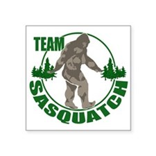 Team Sasquatch Sticker
