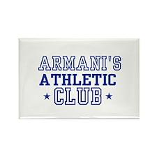 Armani Rectangle Magnet