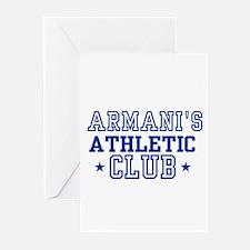 Armani Greeting Cards (Pk of 10)