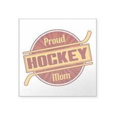 Proud Hockey Mom Sticker