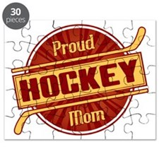 Proud Hockey Mom Puzzle