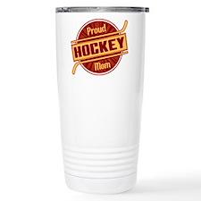Proud Hockey Mom Travel Mug