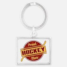 Proud Hockey Mom Keychains