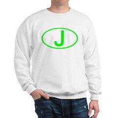 Japan - J Oval Sweatshirt