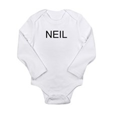 Neil Long Sleeve Infant Bodysuit