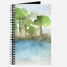 Trees by the sea 1 Journal