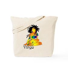 Whimsical Virgo Tote Bag