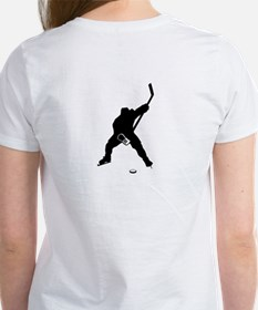 Hockey Player Women's T-Shirt