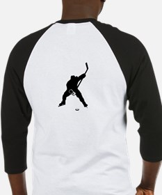 Hockey Player Baseball Jersey