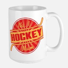 No. 1 Hockey Mum Mug