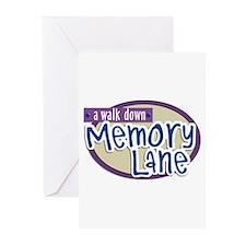Unique Memorial Greeting Cards (Pk of 10)