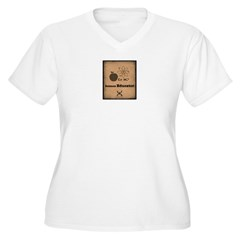 Science Educator Plus Size T-Shirt