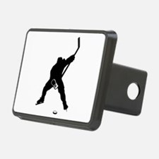 Hockey Player Hitch Cover