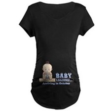 Arriving in October Maternity T-Shirt