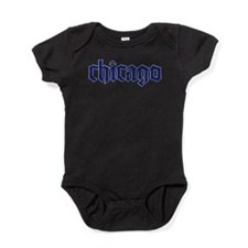 chicagoblu.png Baby Bodysuit