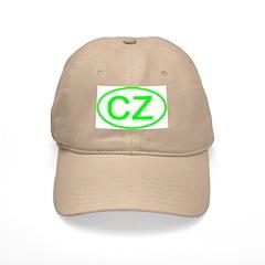 Czech Republic - CZ Oval Baseball Cap