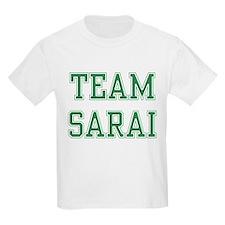 TEAM SARAI  Kids T-Shirt