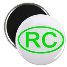 China - RC Oval Magnet