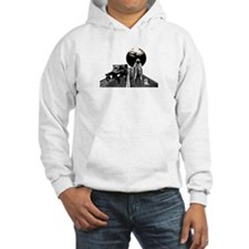 Spaceman Hitch-Hiker Hoodie