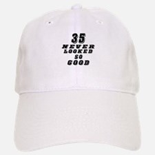 35 Birthday Designs Baseball Baseball Cap