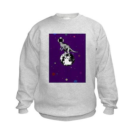 dino spaceman Sweatshirt
