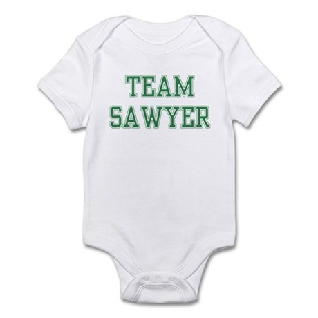 TEAM SAWYER Infant Bodysuit