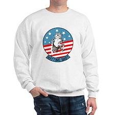 Cute Sculling Sweatshirt
