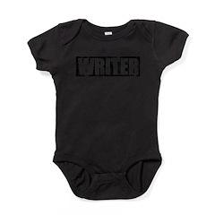 castle writer.png Baby Bodysuit